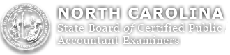 North Carolina State Board of Certified Public Accountant Examiners